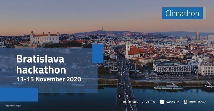 Climathon Bratislava 2020