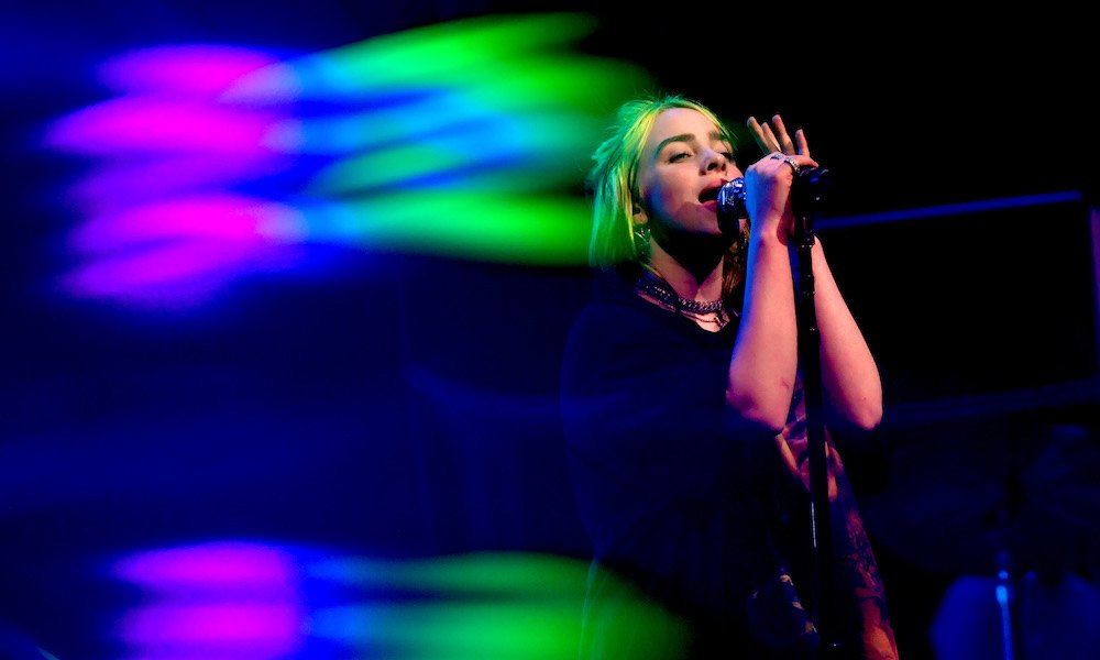 Billie Eilish Live Stream Concert