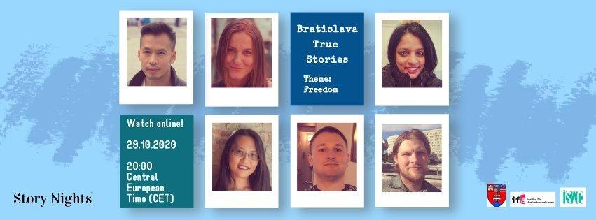 Bratislava True Stories (online)