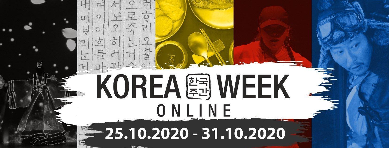 Korea Week Online 2020