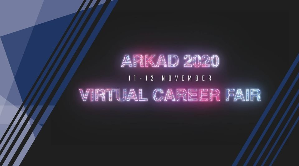 ARKAD 2020 Virtual Career Fair