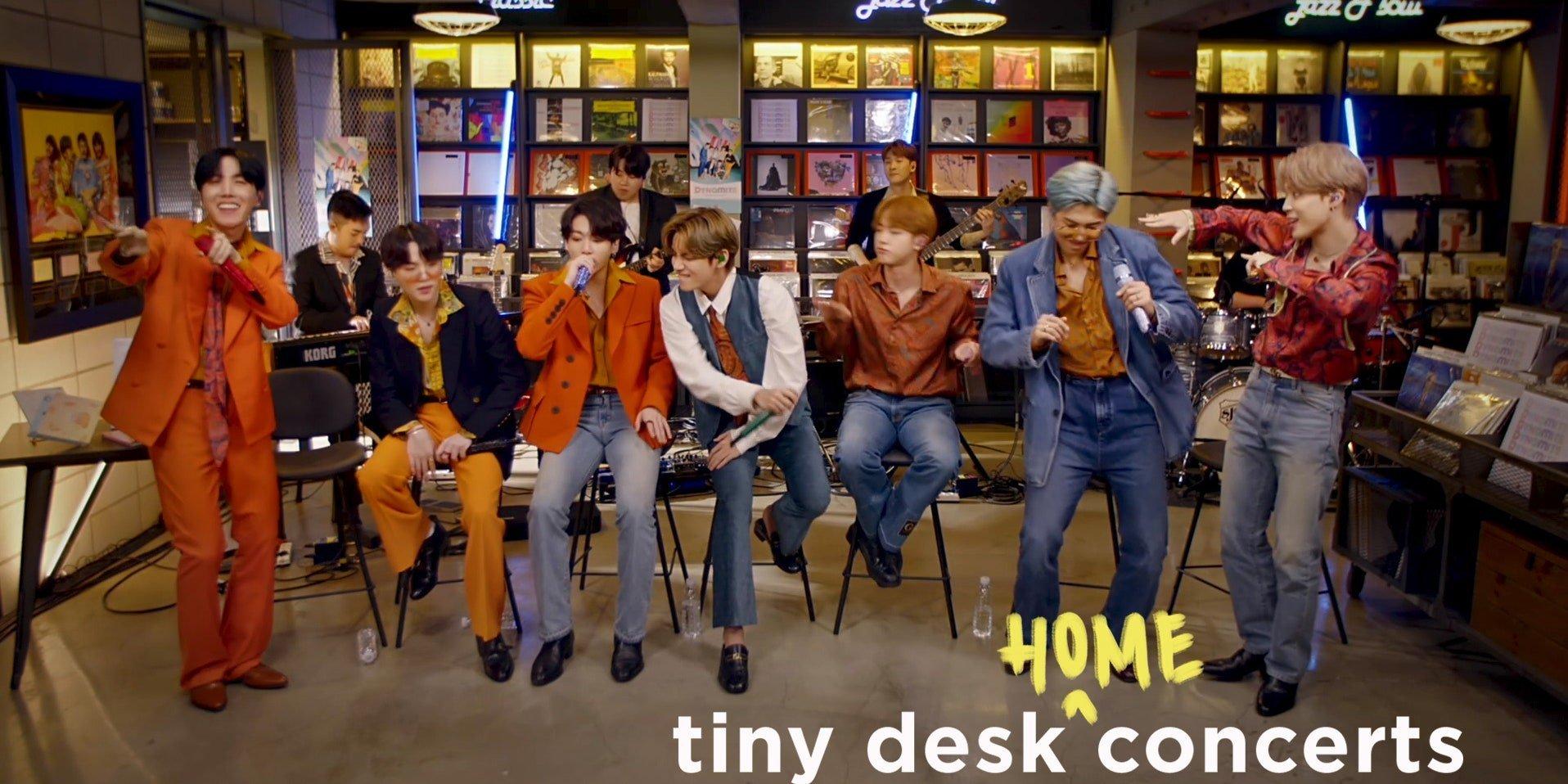 Tiny Desk Concert Online
