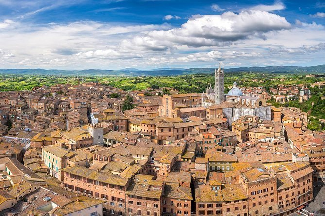 The beauty of Siena ONLINE