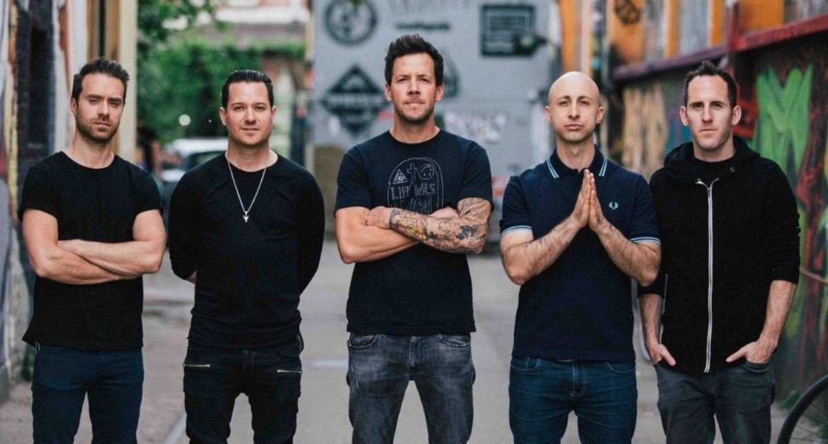 Simple Plan Real Event 2020