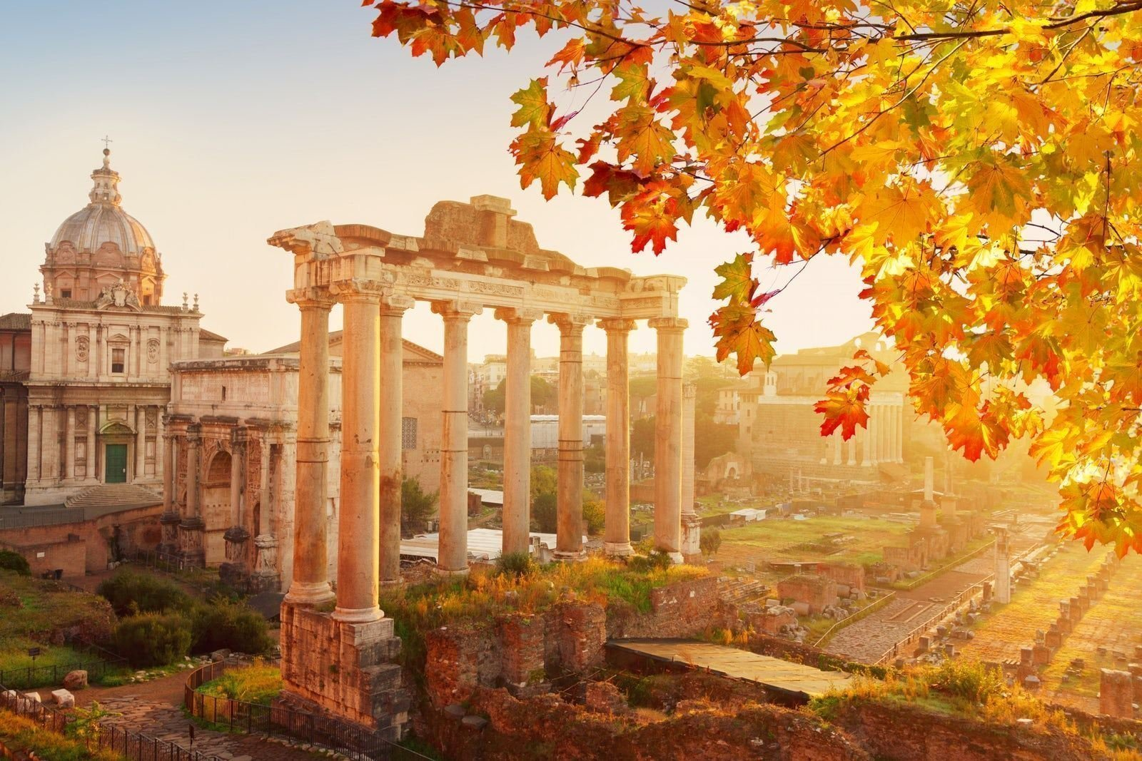 Online events in ROME in November