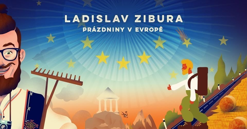 Ladislav Zibura – Prázdniny v Európe | Webinár