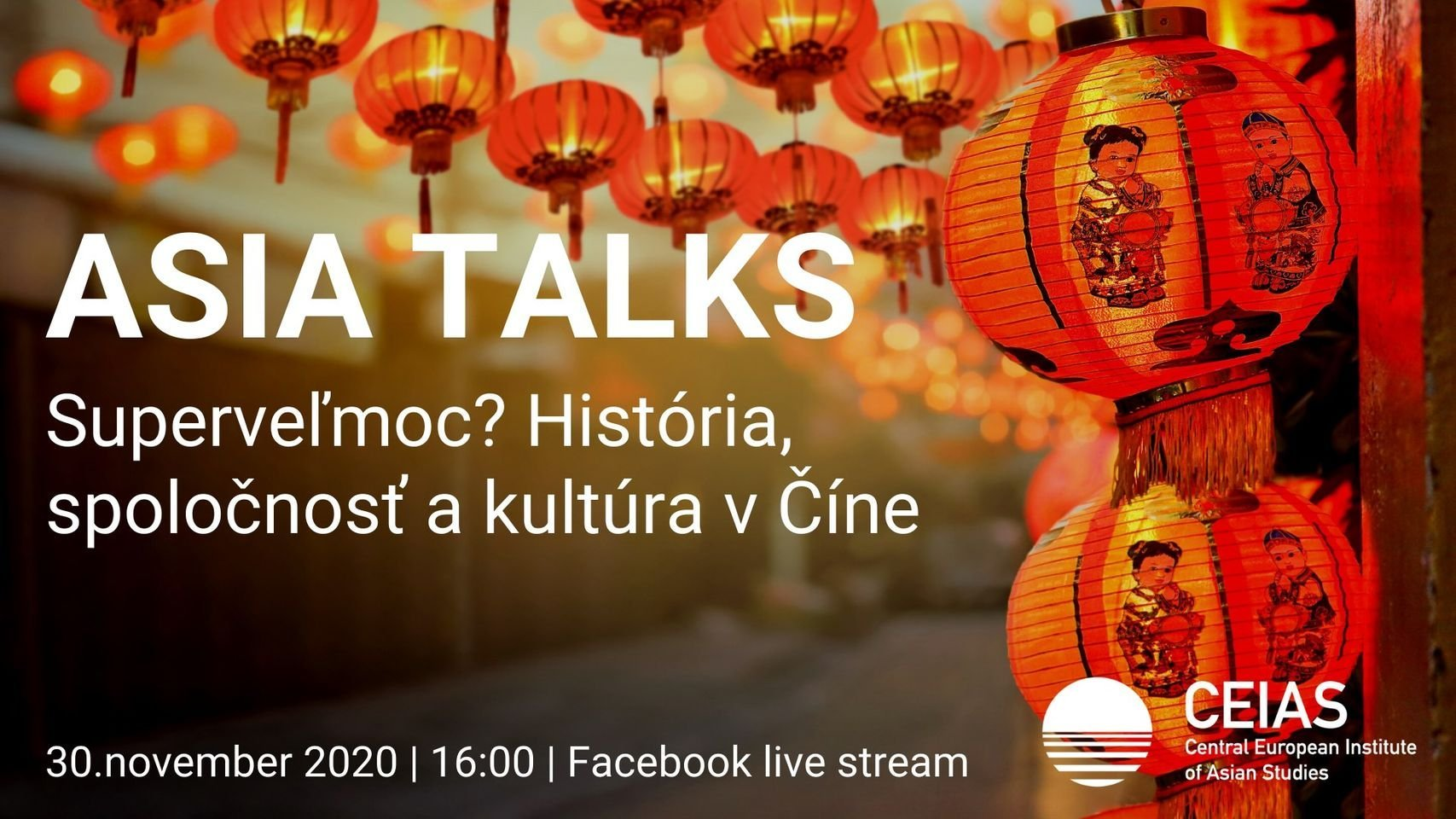 Asia Talks: China