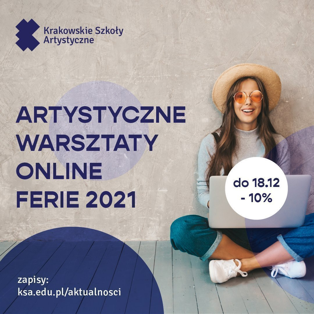ONLINE FERIE 2021 workshop