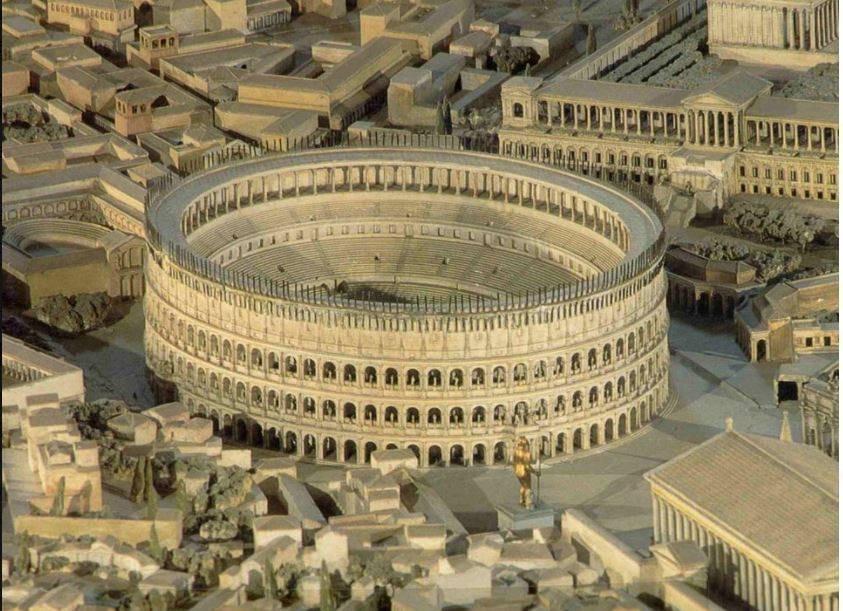 Virtual tour of the Colosseum