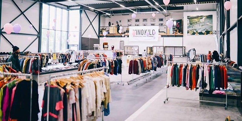 Winter Vintage Kilo Pop Up Store • Vienna •