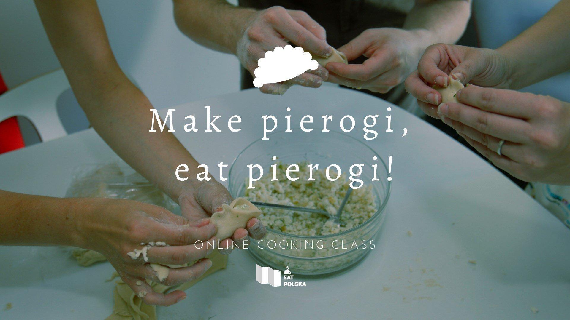 Online Pierogi Class