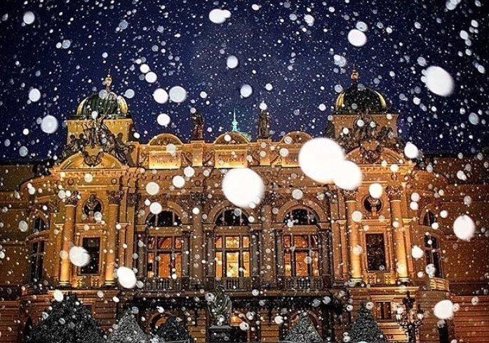 Things to do in Krakow in January ONLINE