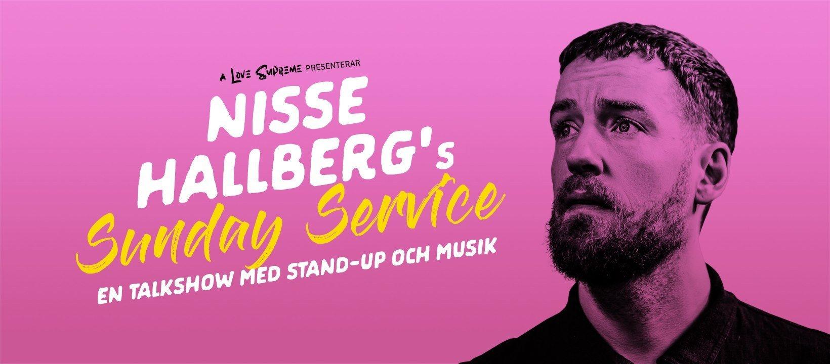 Nisse Hallberg's Sunday Service