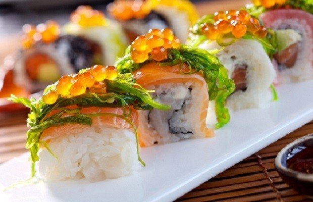 Digital Cooking Class - Learn How to Make Sushi