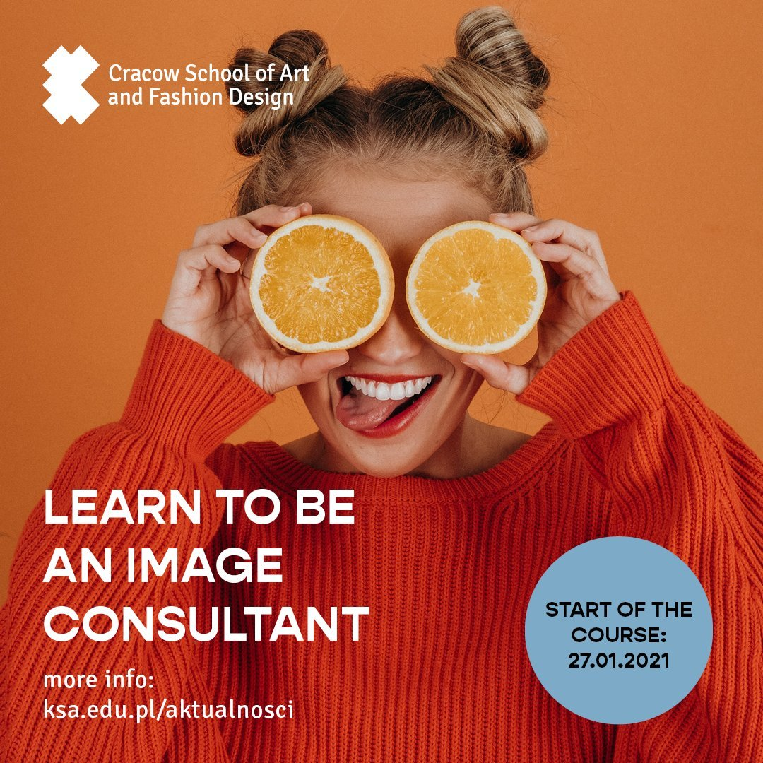 ONLINE course with certificate- LEARN TO BE AN IMAGE CONSULTANT