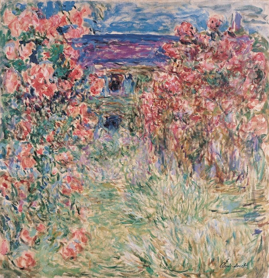Online Tour: MONET TO PICASSO
