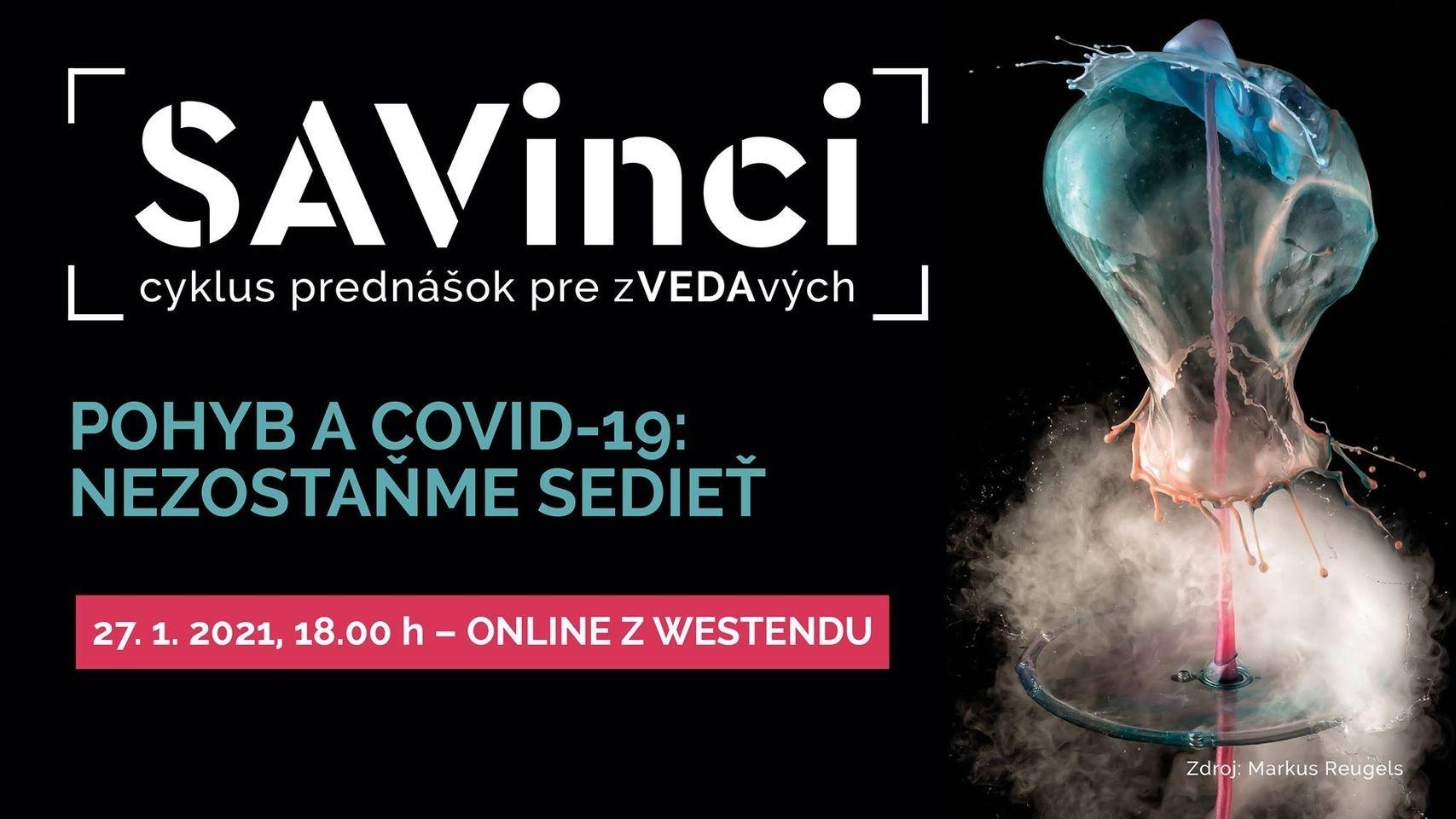 SAVinci, COVID and exercise