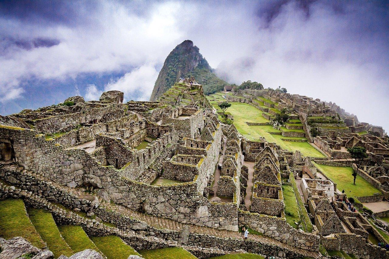 Virtual Tour of Machu Picchu