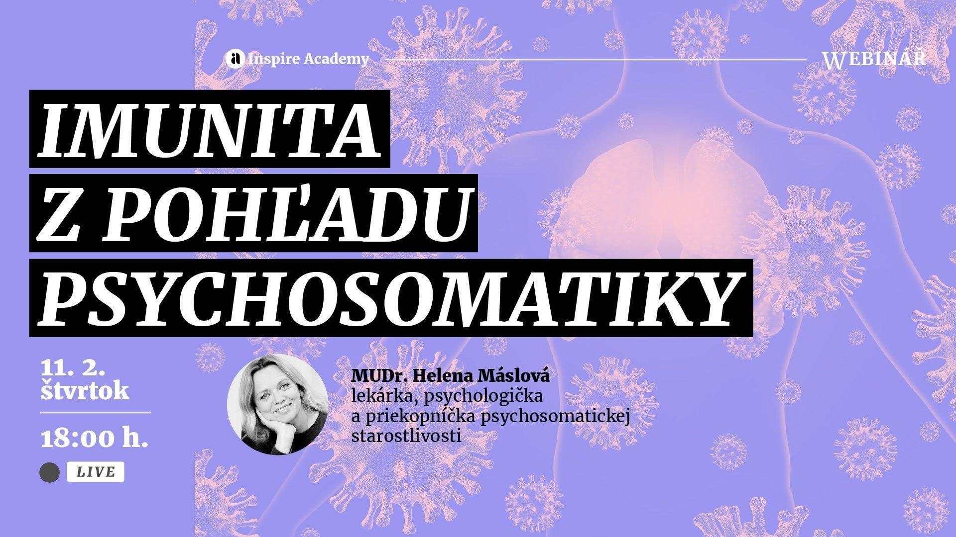 Imunita z pohľadu psychosomatiky