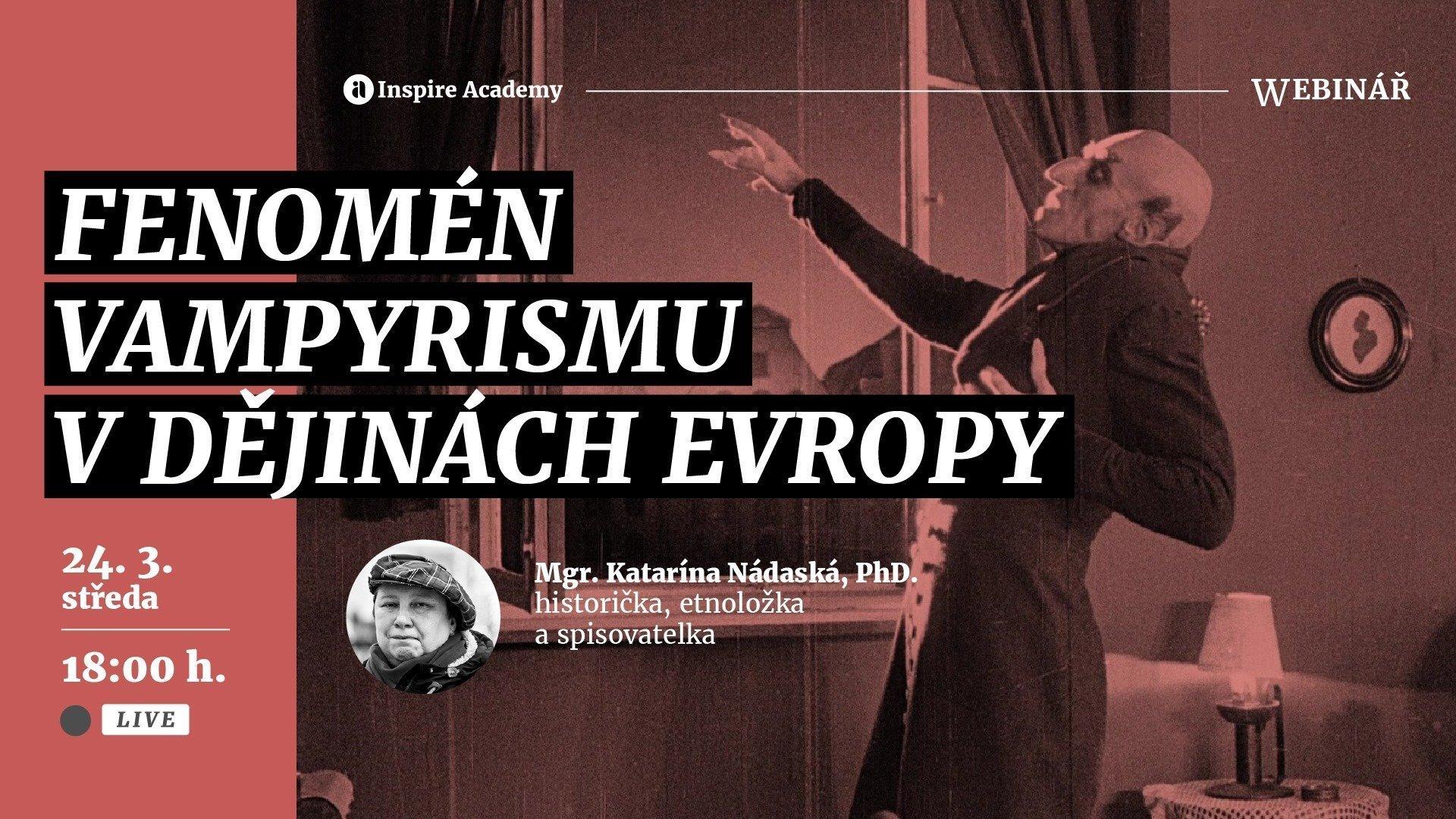 Fenomén vampyrismu v dějinách Evropy