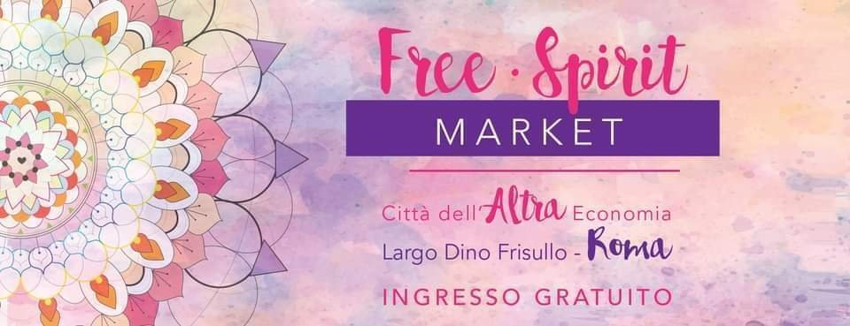 Free Spirit Market in March