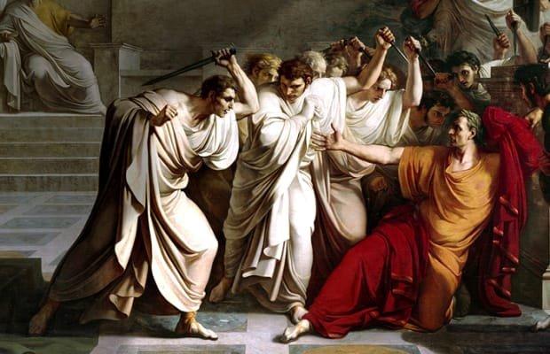 Crime scenes of Rome