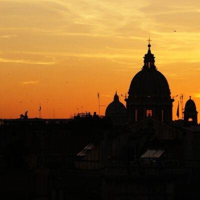 Rome Holy Land of Italy