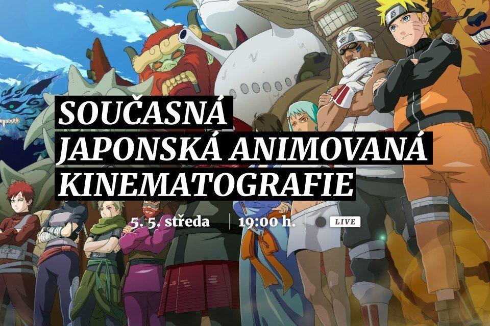 Současná japonská animovaná kinematografie