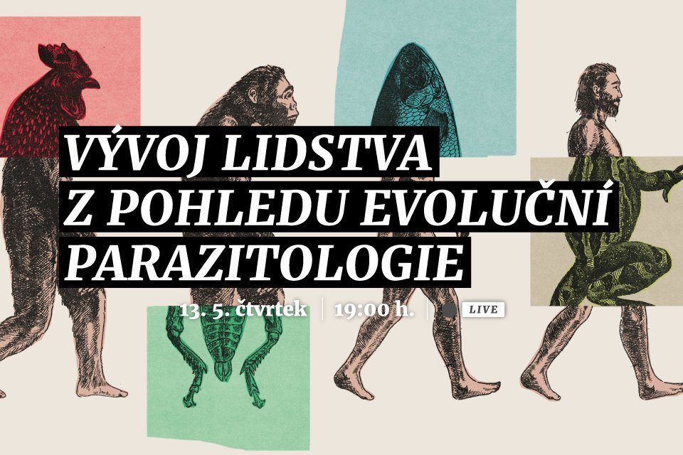 Vývoj lidstva z pohledu evoluční parazitologie