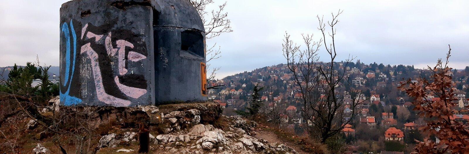 Fazekas Hill Budapest