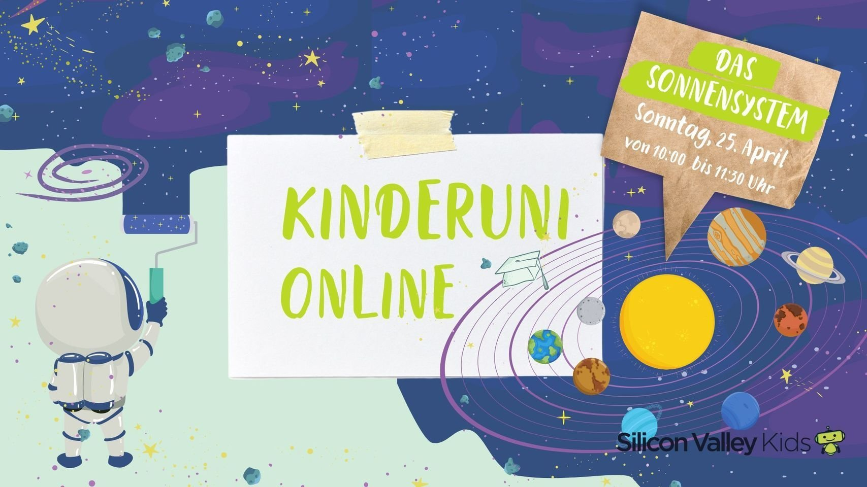 Kinder UNI Online - The Solar System