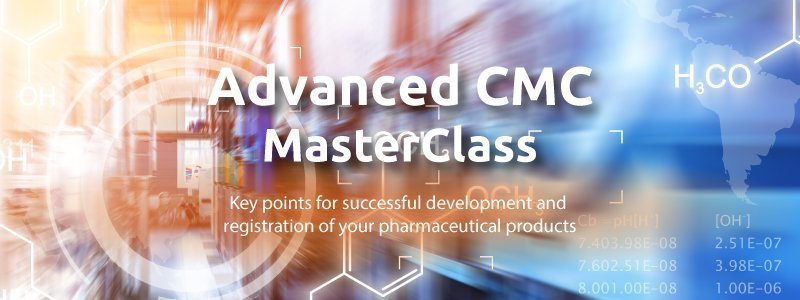Advanced CMC MasterClass