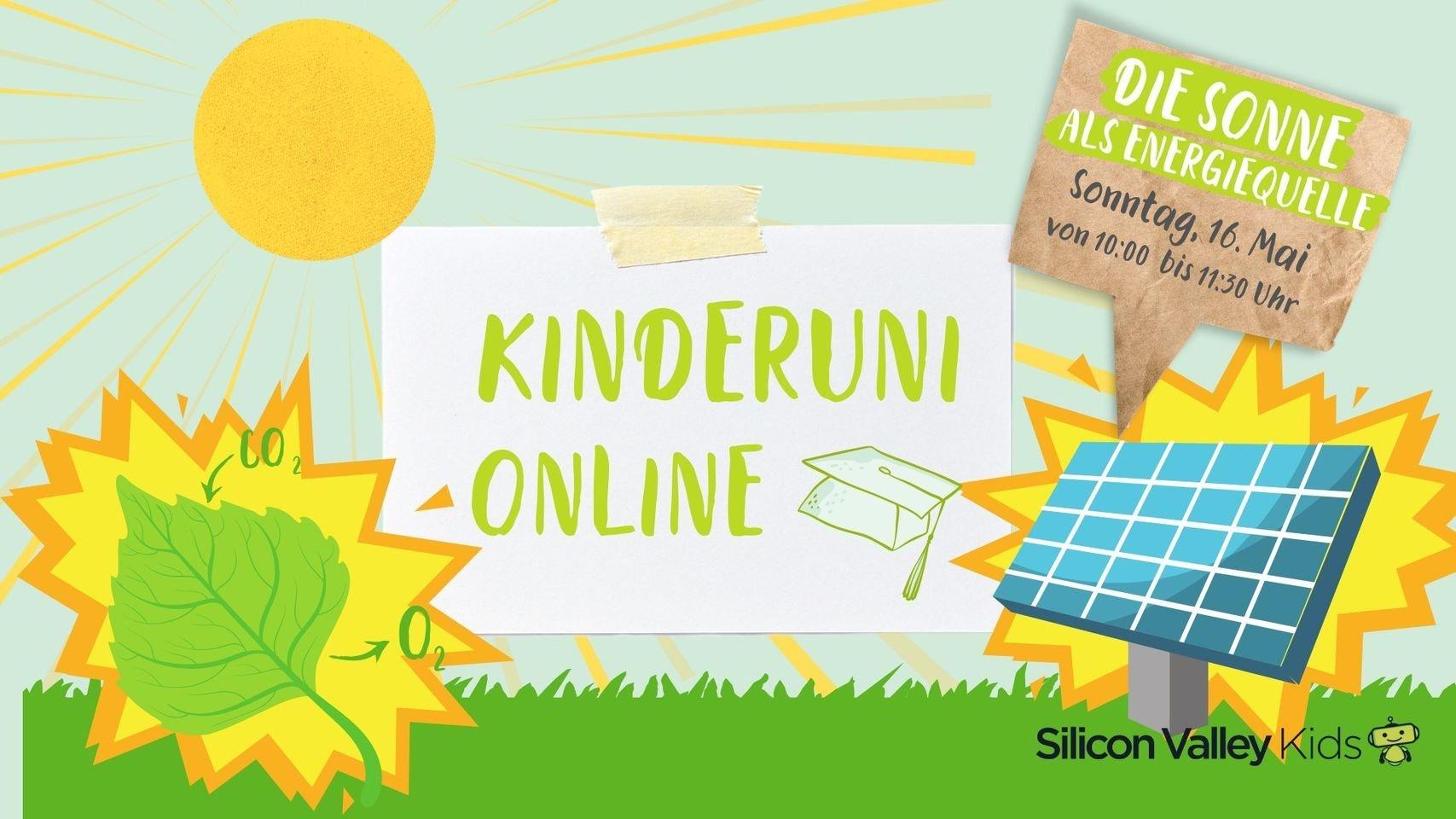 Kinder UNI | The Sun - Source of All Energy