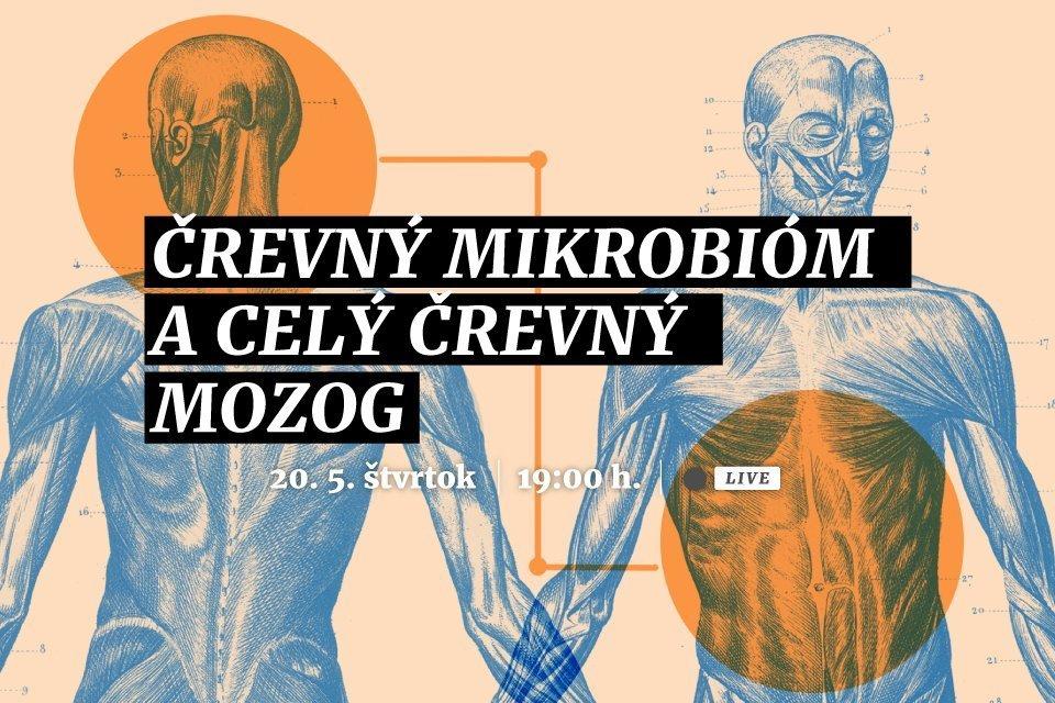 Črevný mikrobióm a celý črevný mozog