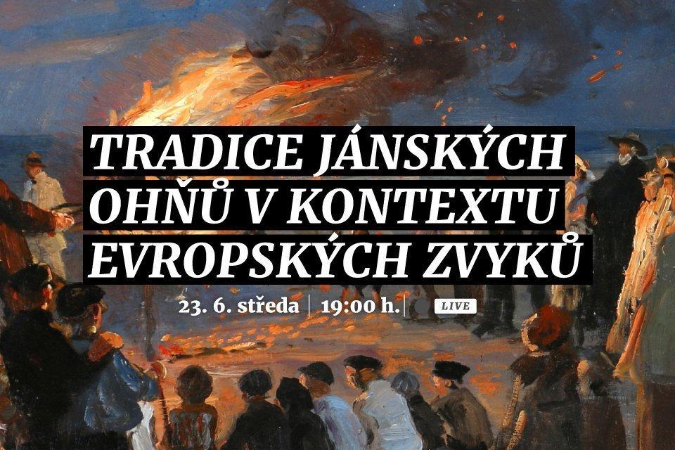 Tradice Jánských ohňů v kontextu evropských zvyků