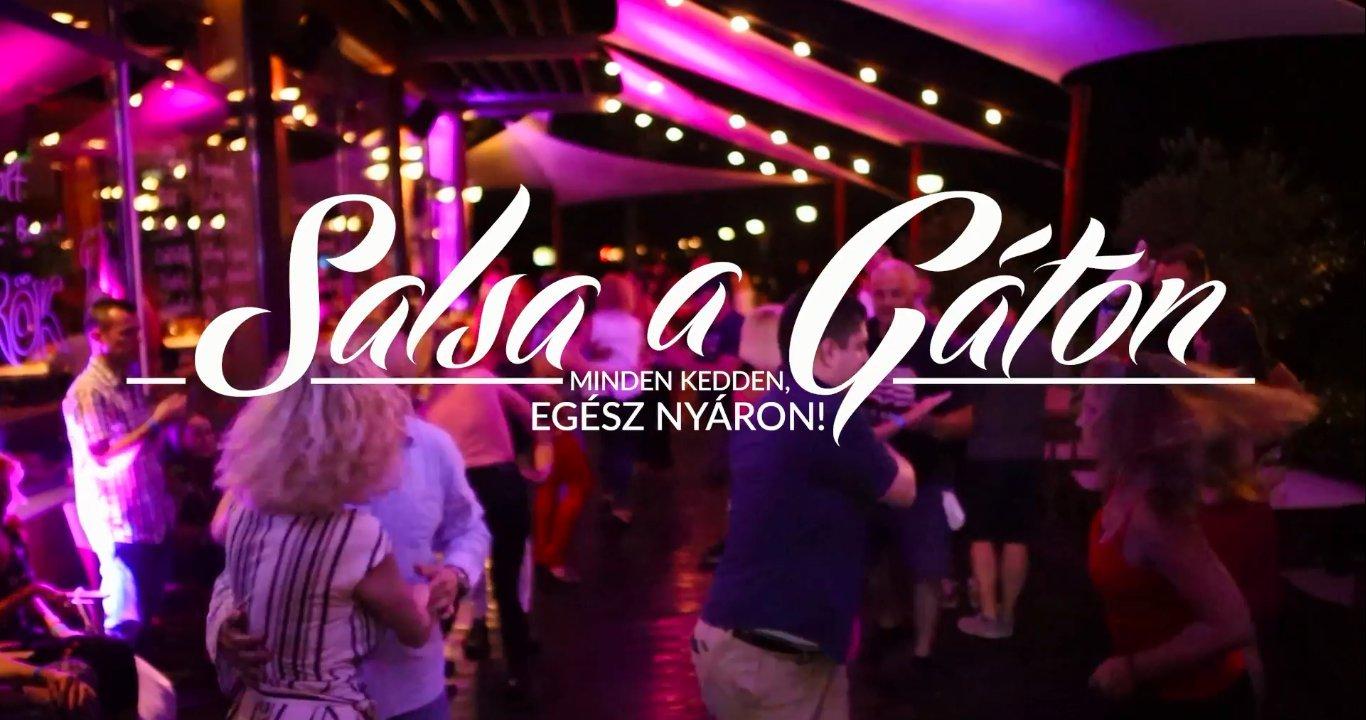 Salsa every Tuesday