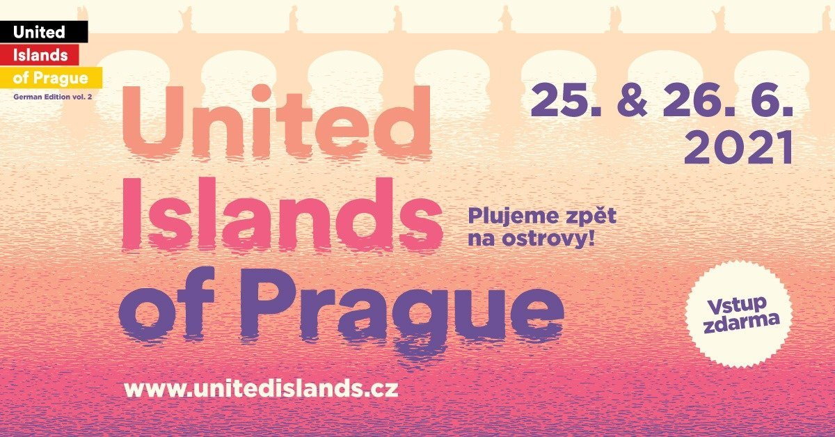 United Islands of Prague - We are sailing back to the islands!