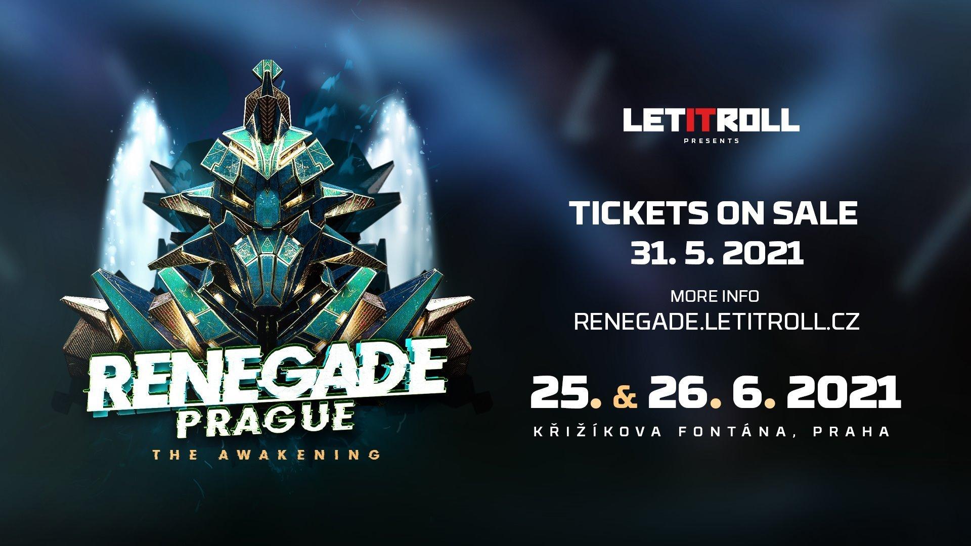 Renegade Prague
