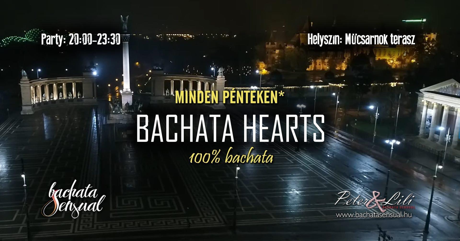 Open air bachata practice