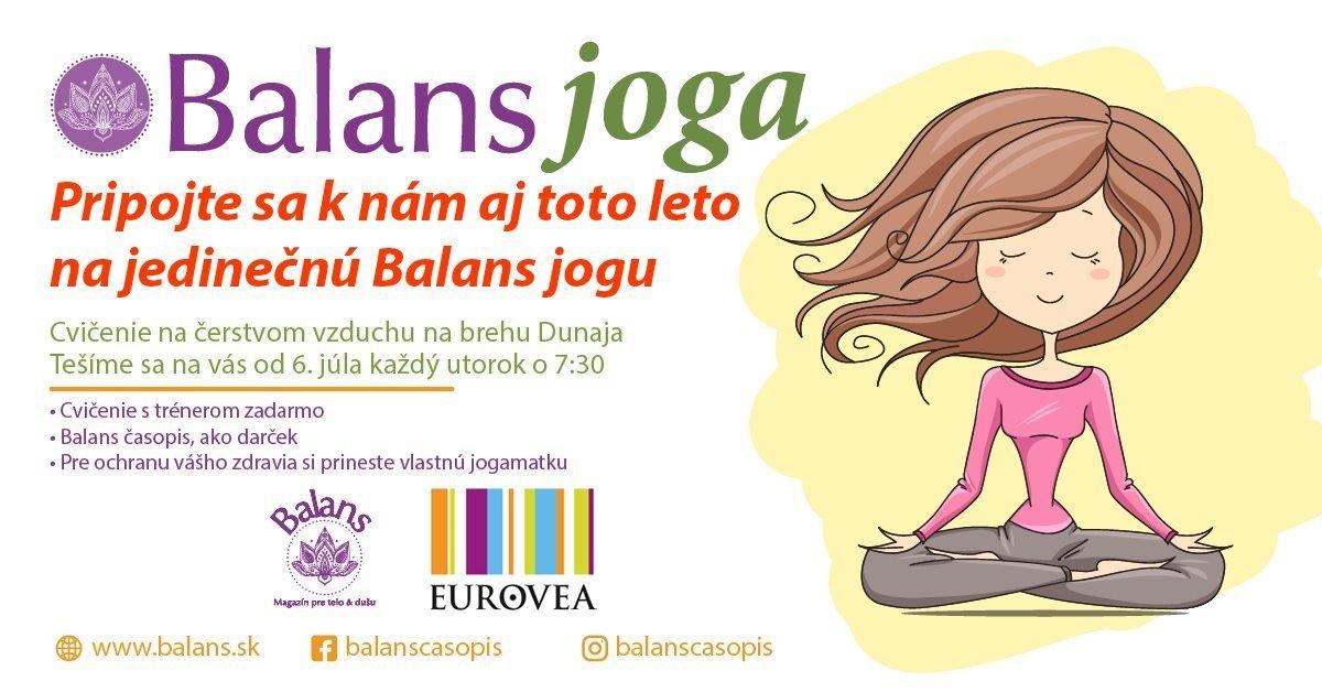 Balance Yoga 2021
