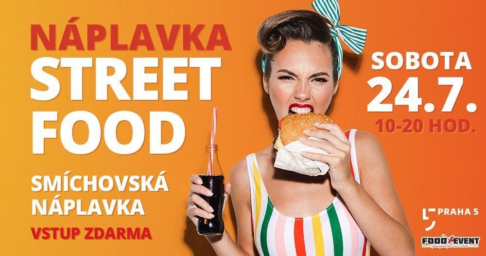 Street Food on Náplavka