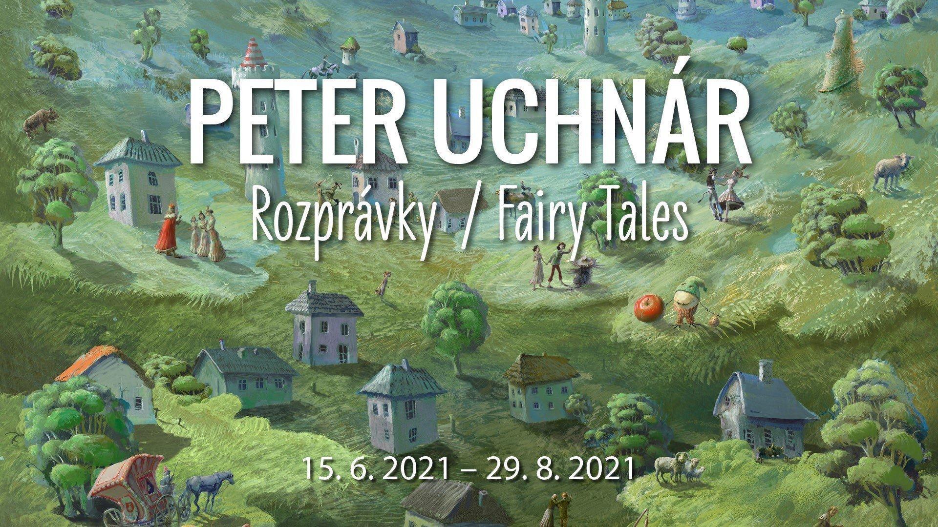 Peter Uchnár - Fairy Tales