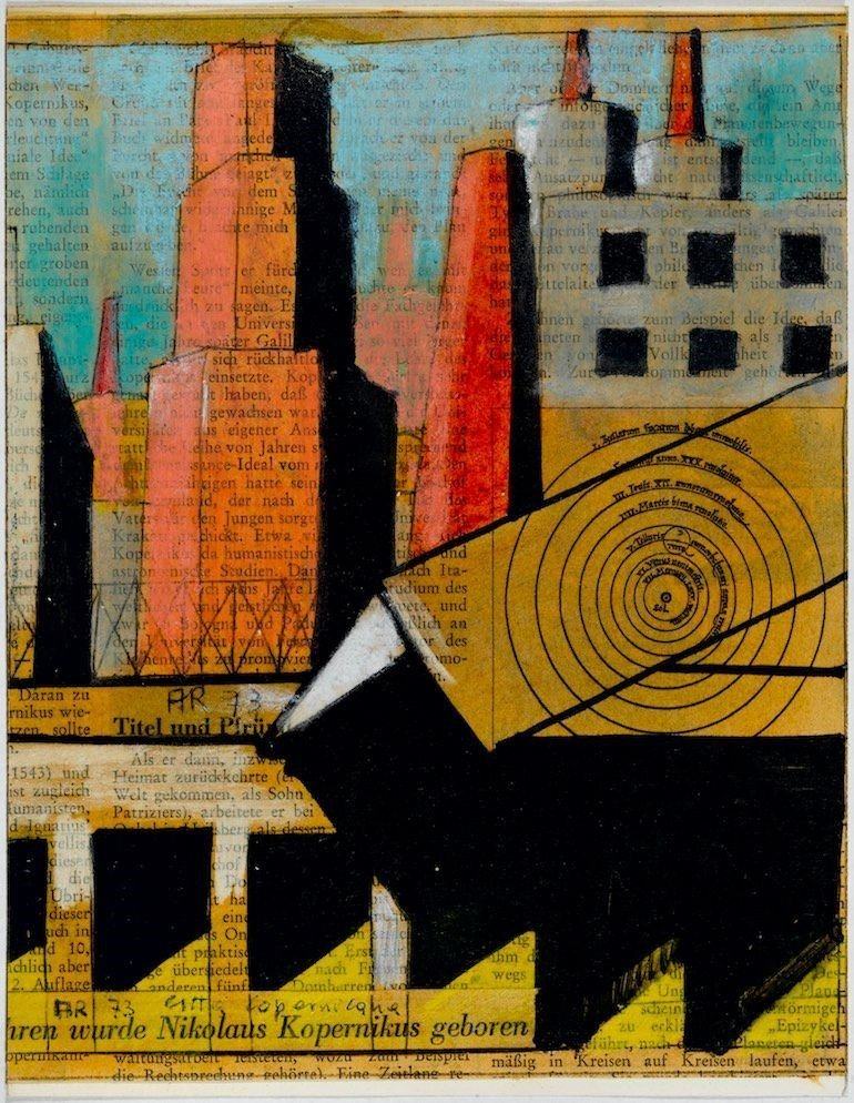 Work of Aldo Rossi (exhibition)