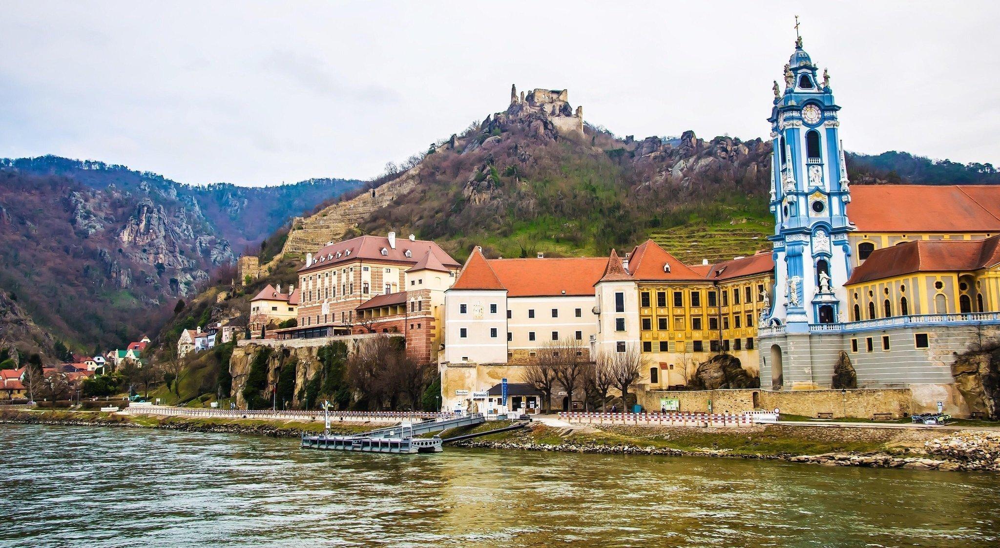 Dürnstein Village & Castle