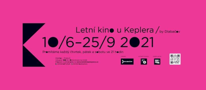 Summer Cinema at Kepler's 2021