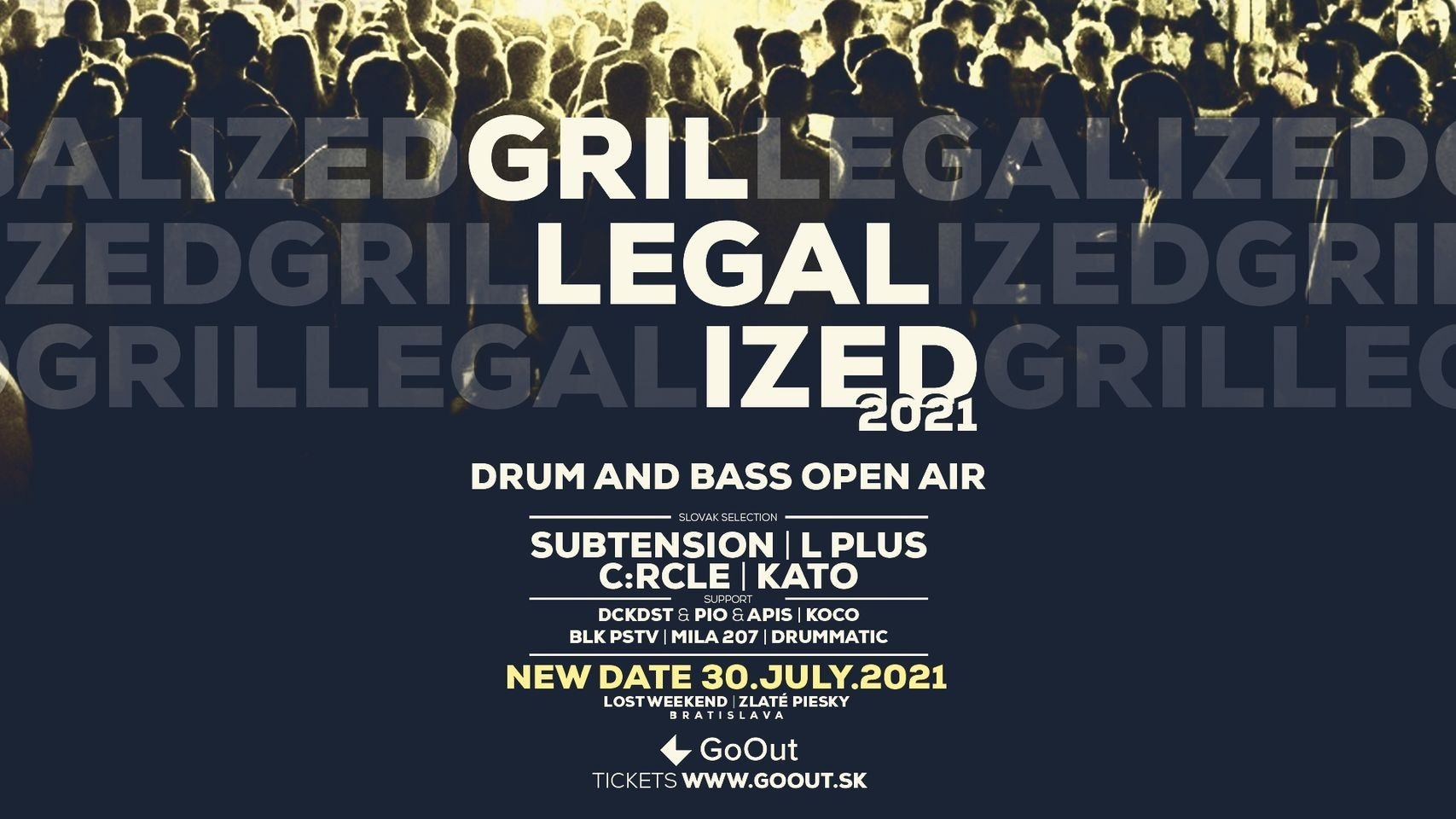 Grillegalized Open Air