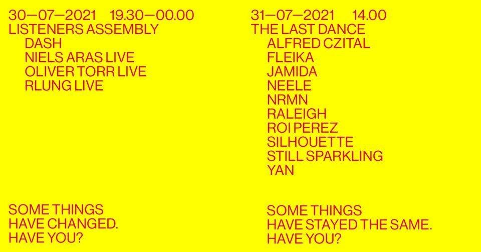 Harmony & Nite Vibes 2021 in Prague
