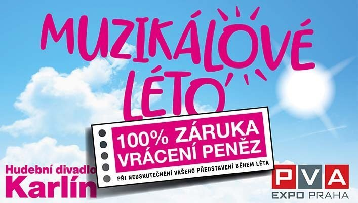 Musical Summer in Prague 2021