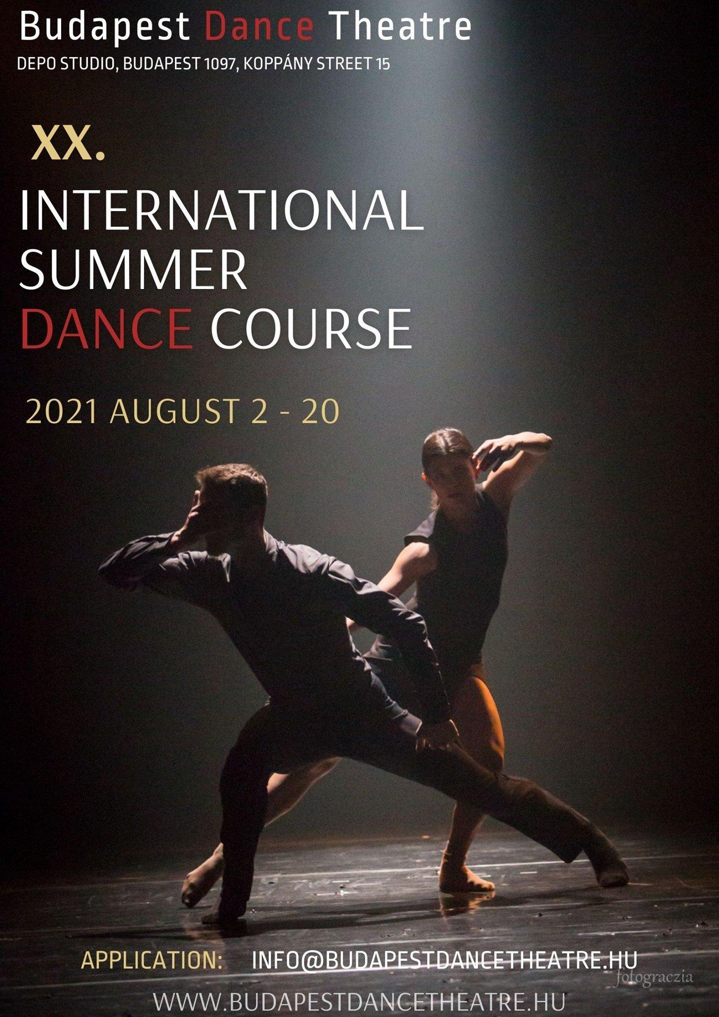 International Summer Dance Course