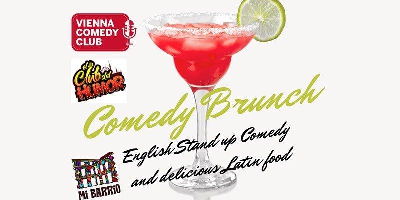 Comedy Brunch at Mi Barrio